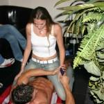 Striptease Moselle enterrement de vie de jeune fille