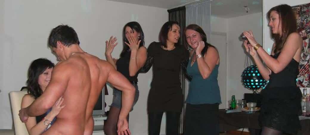 Stripteaseur Strasbourg pour soirée à domicile